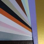 новые цвета дизайнерской бумаги