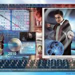 Корпоративный VIP календарь